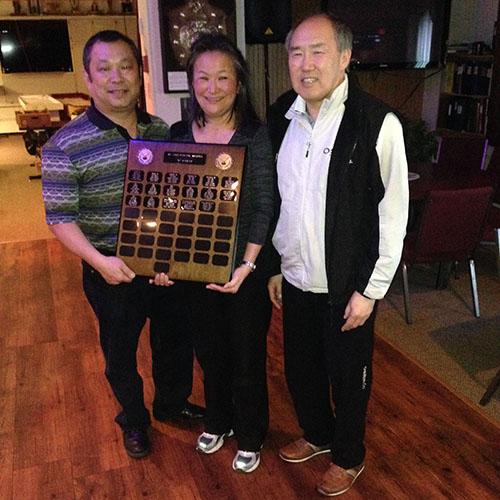 2016 Vernon D Winners