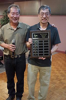 Ben Nishi 2015/16 Roy Tateyama Award