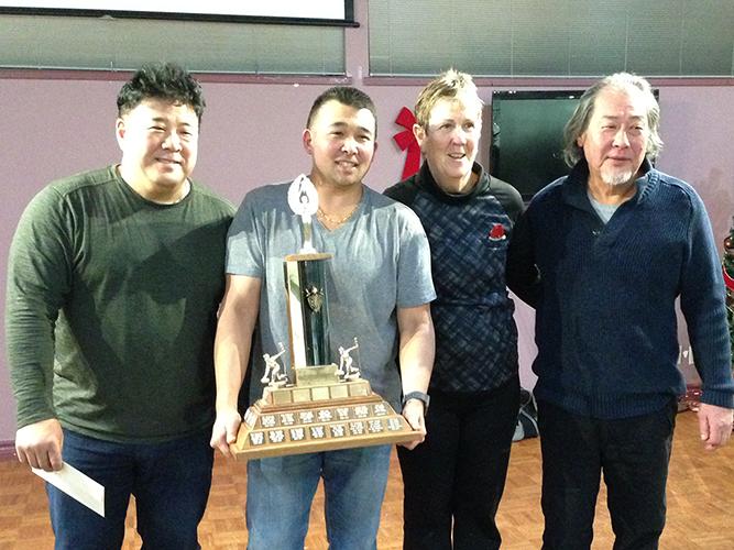 Vancouver 2017 Christmas Spiel Winners