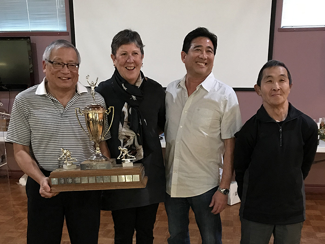 Vancouver 2018-19 Grand Aggregate Winners