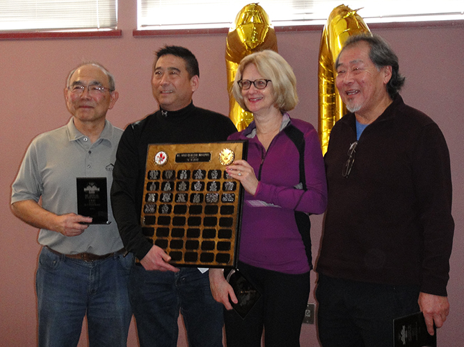50th BC Nisei Bonspiel A Event Winners