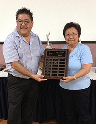 Kathy Mukuyama 2017/18 Roy Tateyama Award