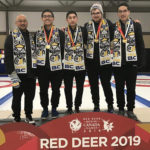 Team Sato wins at 2019 Canada Games